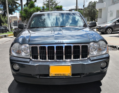 Jeep Blindado Grand Cherokee Limited 2007 Nivel Iii