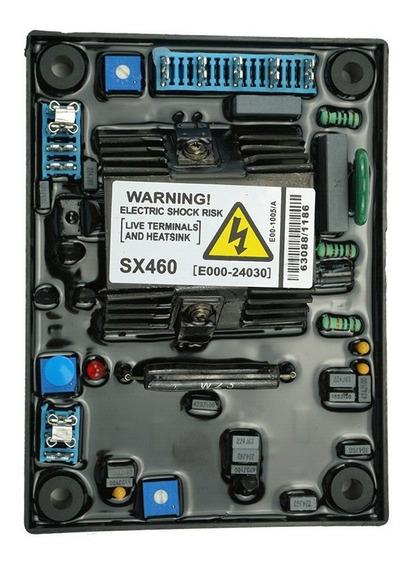 Regulador Tensão Avr Gerador Sx460 Stanfor Weg Cummins
