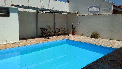 Imagem 1 de 26 de Casa Com 3 Dormitórios À Venda, 240 M² Por R$ 350.000,00 - Jardim Pinheiros - Birigüi/sp - Ca0489
