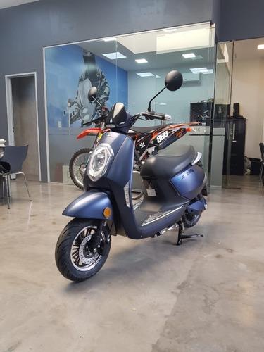Emuv Grace Litio- Test Ride- Moto Eléctrica (no Patentable)
