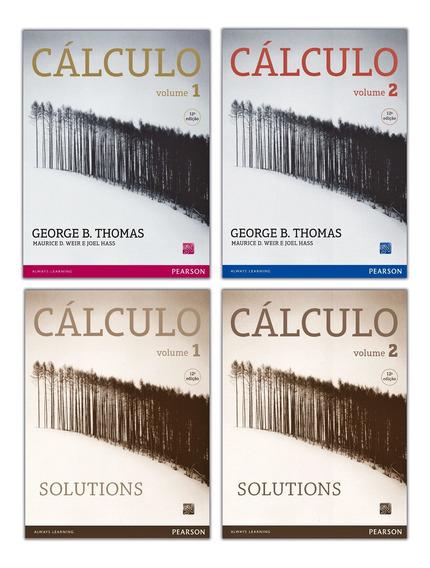Cálculo George Thomas 12e.