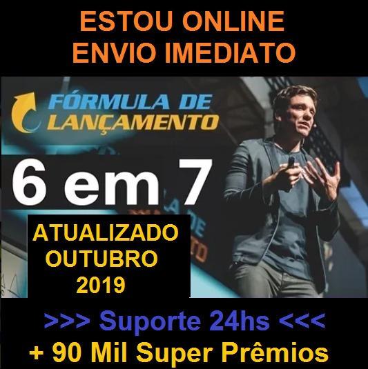 Formula Lançamento Outubro 2019 + 120.000 Prêmios