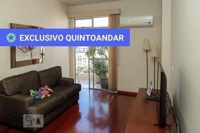 Apartamento No 5º Andar Mobiliado Com 2 Dormitórios E 1 Garagem - Id: 892930669 - 230669