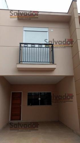 Casa Sobrado Novo Para Venda, 3 Dormitório(s), 120.0m² - 6765