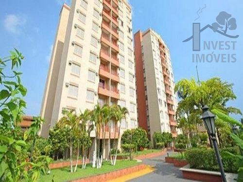 Cod 3561 - Apartamento Na Praia Da Enseada Guarujá - 3561