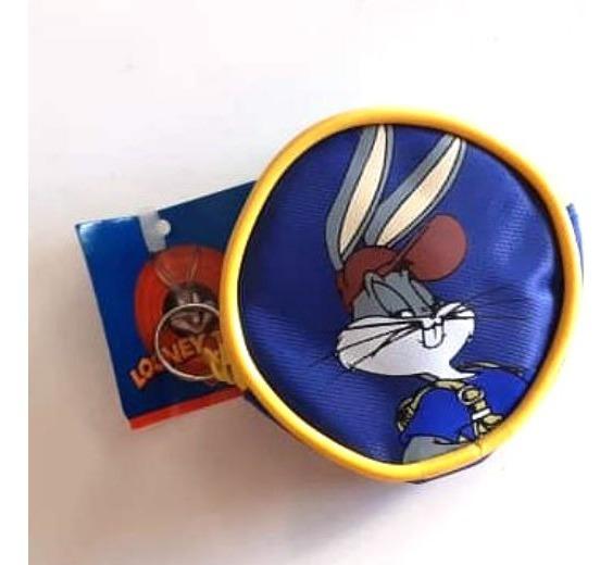 Monedero Monederito Looney Tunes Vintage Bugs Bunny Retro