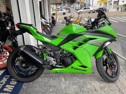 Kawasaki Ninja 300 2014