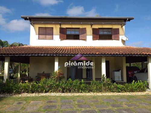Imagem 1 de 30 de Chácara Com 4 Dormitórios À Venda, 7000 M² Por R$ 1.800.000,00 - Recreio Boa Vista - São José Dos Campos/sp - Ch0130