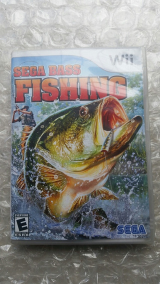 Sega Bass Fishing Original Wii