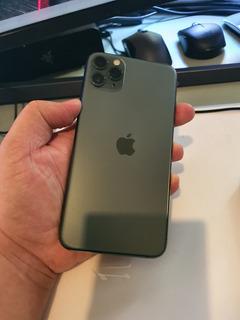 iPhone 11 Pro Max 64gb Verde Meia Noite