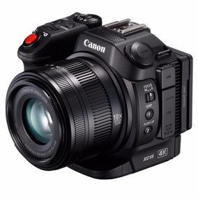 Filmadora Canon Xc15 4k Professional