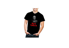 Camisa Iron Maiden Rock In Rio 2019 Eddie Heavy Metal Show