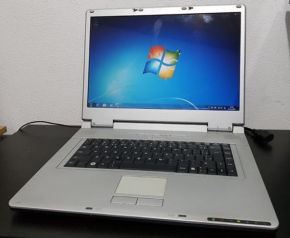 Notebook Itautec Infoway W7645 Intel Pentium T2390