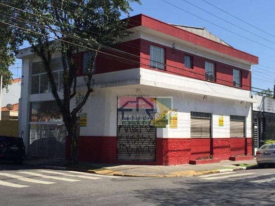 Sobrado Para Alugar, 250 M² Por R$ 5.000,00/mês - Jardim Santa Helena - Suzano/sp - So0108