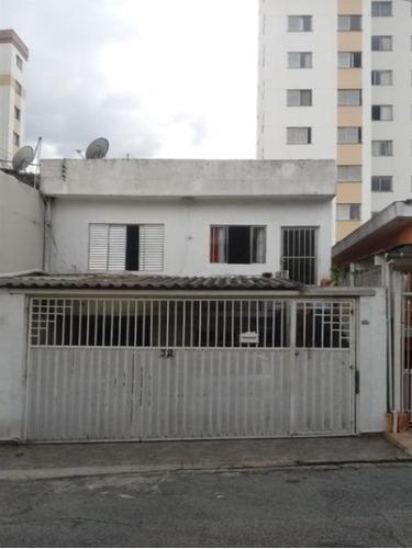 Imagem 1 de 13 de Casa A Venda Na Vila Carmosina, São Paulo - V4042 - 69509581