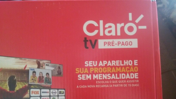 Receptor Claro Tv Pre.