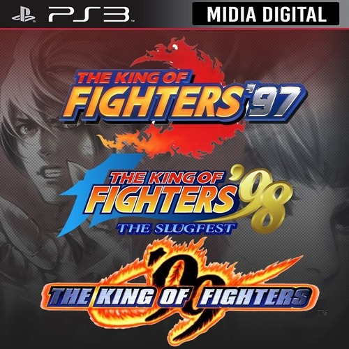 The King Of Fighters Kof 97 98 99 - Ps3 Psn*