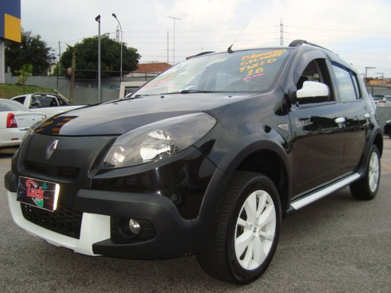 Sandero Stepway Tweed 1.6 Flex Completo!!