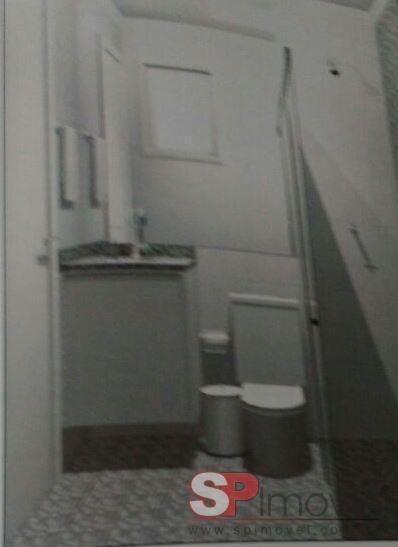 Apartamento Para Venda Por R$300.000,00 - Vila Pires, Santo André / Sp - Bdi17107