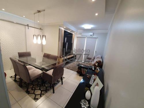 Apartamento Com 2 Dormitórios À Venda, 61 M² Por R$ 320.000,00 - Green Village - Nova Odessa/sp - Ap2210