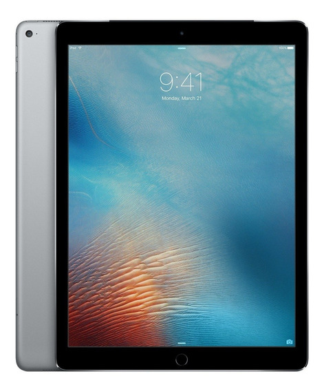 iPad Pro Apple 128 Gb 12.9 Inch Space Gray