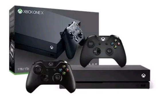 Video Game Xbox One X 4k