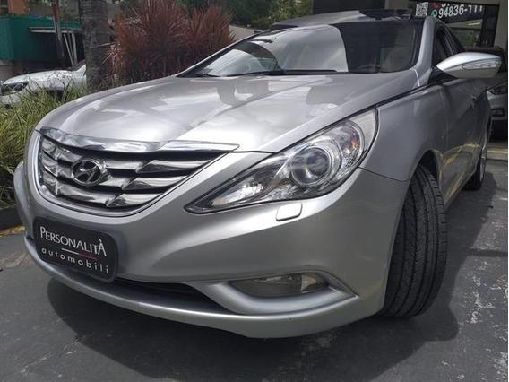 Hyundai Sonata Sedan 2.4 16v (aut) Gasolina Automático
