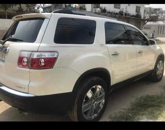 Gmc Acadia 3.6 C 7 Pas Qc Piel 4x4 At 2010