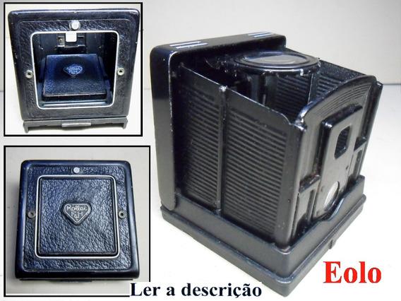 Rolleiflex * Visor Capuchon Original Rollei F Antiga *cxroll
