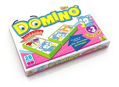 Implas Domino Corazoncitos