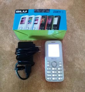 Celular Blu Zoey 2 (na Caixa) Dual Chip (desbloqueado)