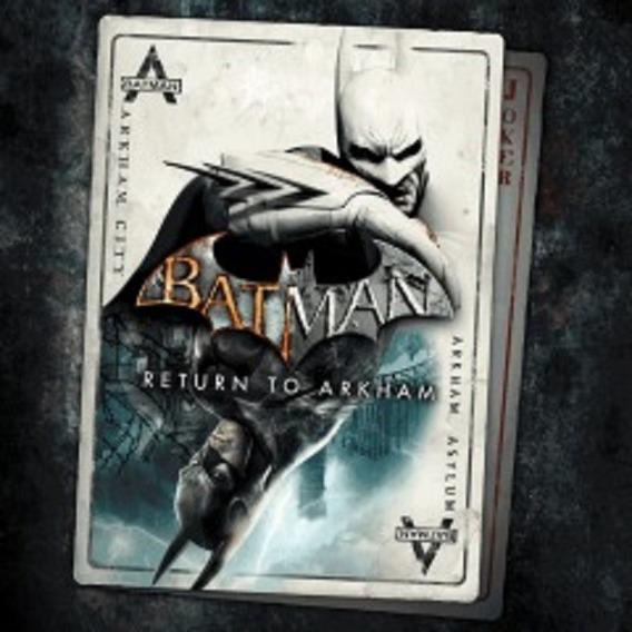 Batman Return To Arkham Play 4 I Digital I