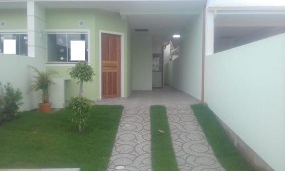 Casa Com 2 Dormitórios À Venda, 68 M² Por R$ 190.000,00 - Forquilhas - São José/sc - Ca2485