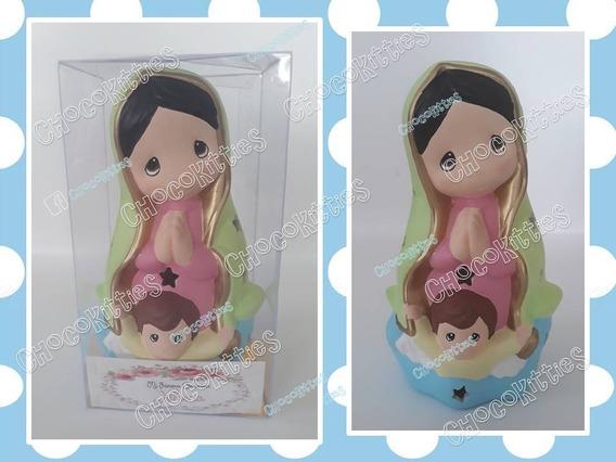 30 Recuerdos Virgen De Guadalupe Lampara Cerámica