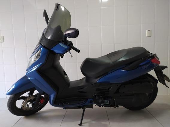 Citycom 300 I 2012 Azul Perol