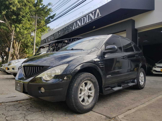 Ssangyong Actyon G23d Mecanica 2011 Rwd 382