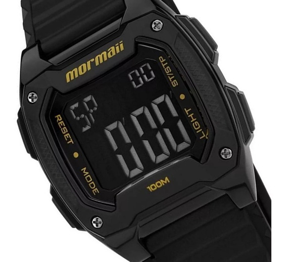 Relógio Mormaii Masculino Digital Mo11516b/8y