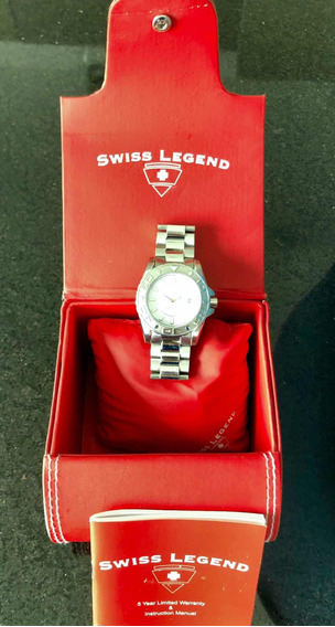Reloj Swiss Legend Grande Sport