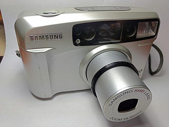 Câmera Samsung Fino 800