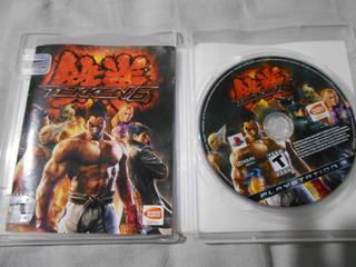 Tekken 6 Ps3 Con Manual Juegos Fisico Videojuegos Mandos