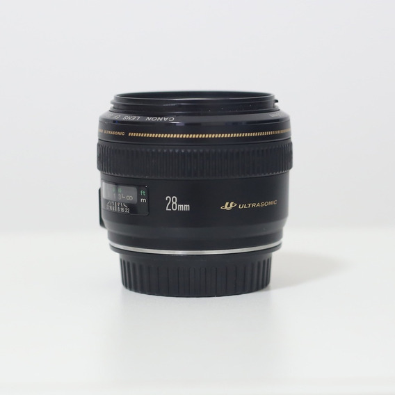 Lente Canon 28mm F 1.8 Super Conservada