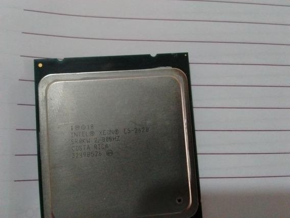 Processador Intel Xeon E5-2620 6 Núcleos E 12 Thread 2011lga