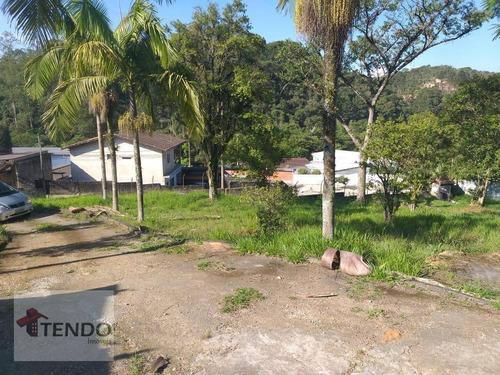 Imagem 1 de 22 de Imob03 - Terreno À Venda, 254 M² Por R$ 160.000 - Jardim Sol Nascente (ouro Fino Paulista) - Ribeirão Pires/sp - Te0114