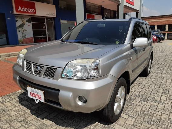 Nissan X-trail 4x4 Mt 2009