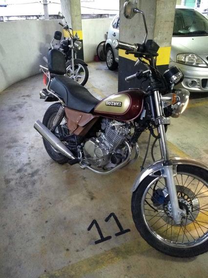Suzuki Intruder, 250cc Ano 2000 Com 105mil Km.