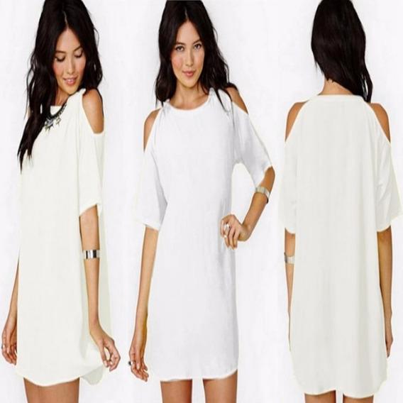 d785f1de8c49 Vestido Blanco - Vestidos de de Mujer en Mercado Libre Argentina