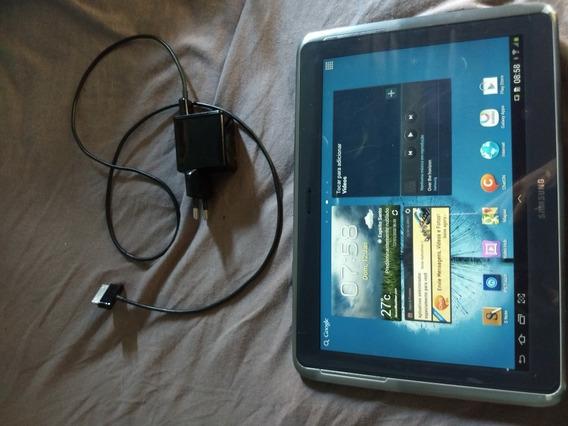 Tablet Samsung Galaxy Note 10.1 16gb+capa Teclado Bluetooth