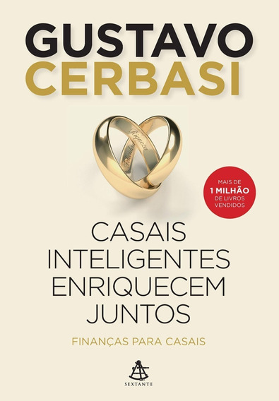 Livro Casais Inteligentes Enriquecem Juntos- Gustavo Cerbasi