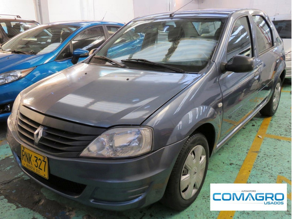 Renault Logan 1.4 Familier A.a.2012 Rnk327