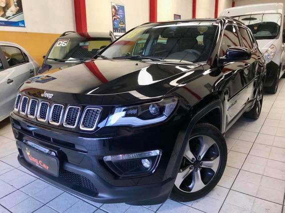 Jeep Compass 2.0 Longitude Flex Aut 2018 Kingcar Multimarcas